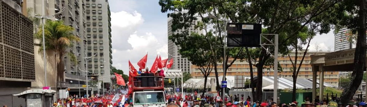 Fuerza laboral minera dice adiós a la OEA