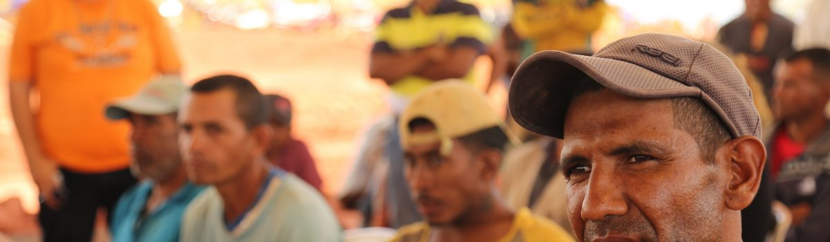 Pueblo minero de Bizkaitarra adopta nuevas tecnologías para producir oro