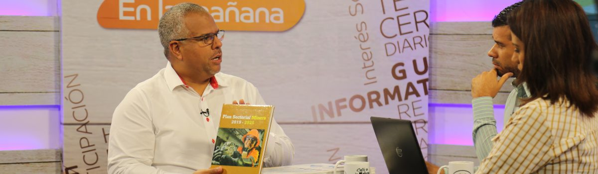 Ministro Cano: Venezuela se perfila como destino de inversión minera