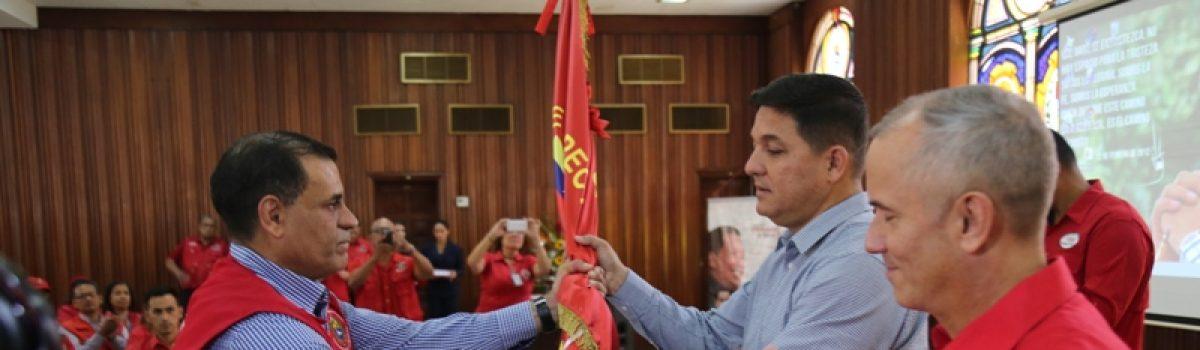 Ministro Gilberto Pinto realizó entrega del Viceministerio de Seguimiento e Inspección de la Gestión Gobierno