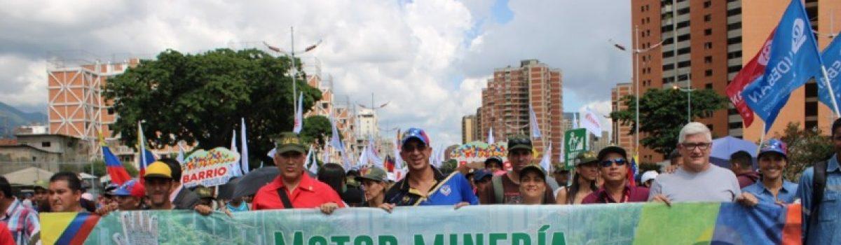 Motor Minero alzó su voz en contra de las agresiones del gobierno colombiano