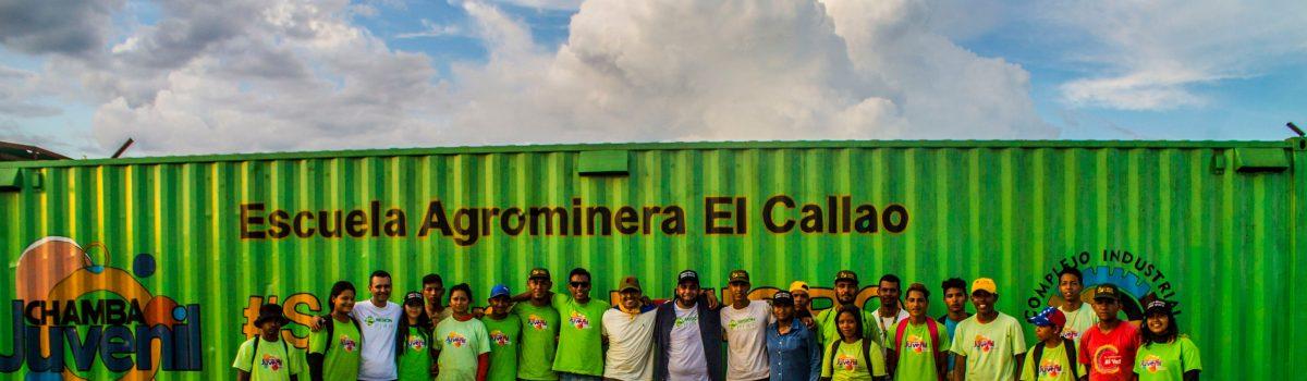 Misión Piar inauguró primera Escuela Agro-Minera en el estado Bolívar