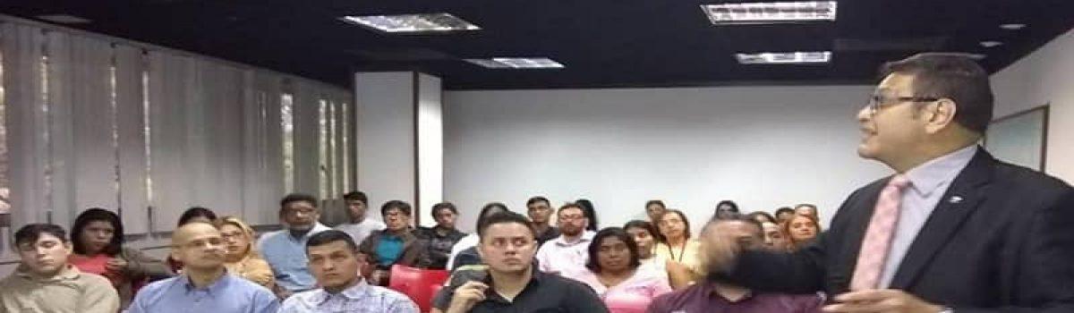Realizado taller de legitimación de capitales en el Ministerio de Minas