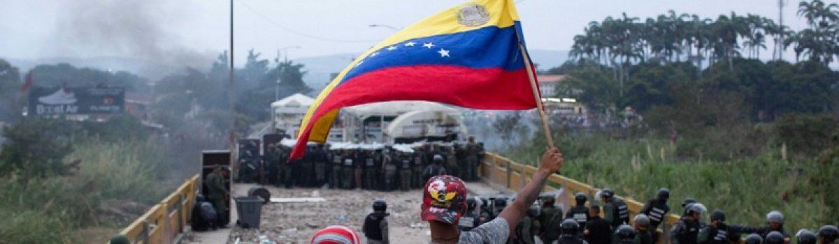 Batalla de los puentes, donde se defendió la soberanía de Venezuela