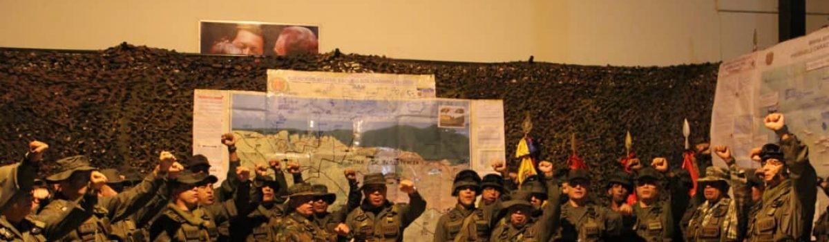 """Inició segunda etapa de los ejercicios cívico-militares """"Escudo Bolivariano 2020"""""""