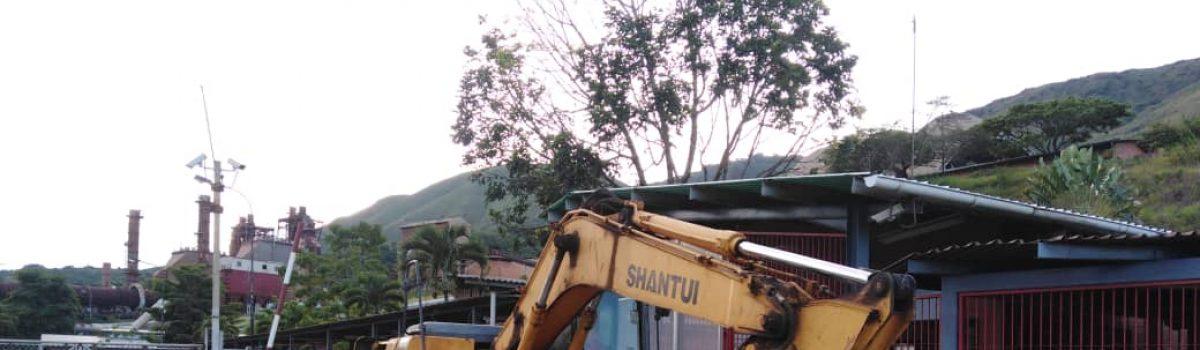 Motor Minero participó en jornada de limpieza y remoción de sedimentos en Aragua