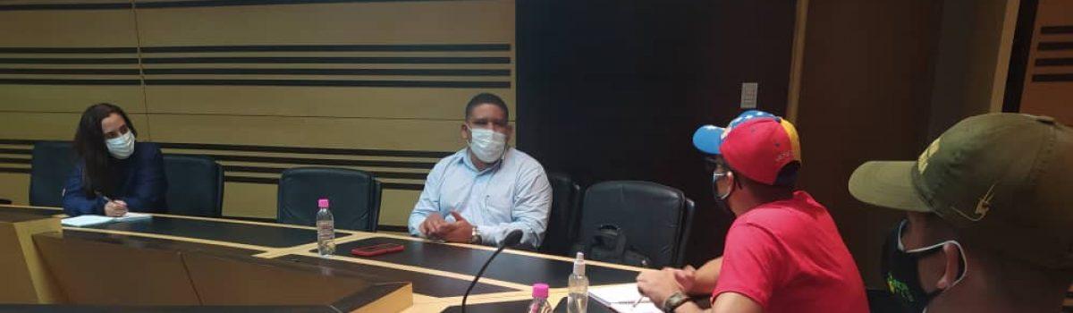 Misión Piar activará nuevos programas y planes de atención para el pueblo minero, como parte del programa de reimpulso