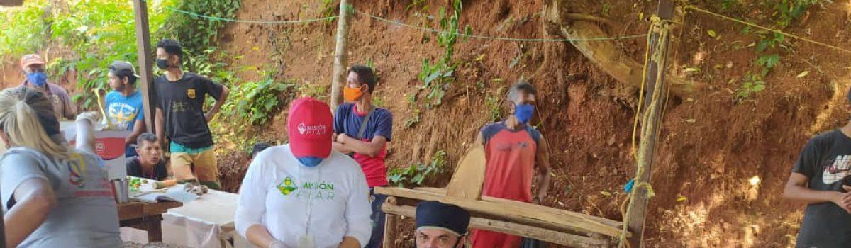Jornada médica se realizó en población minera de El Callao