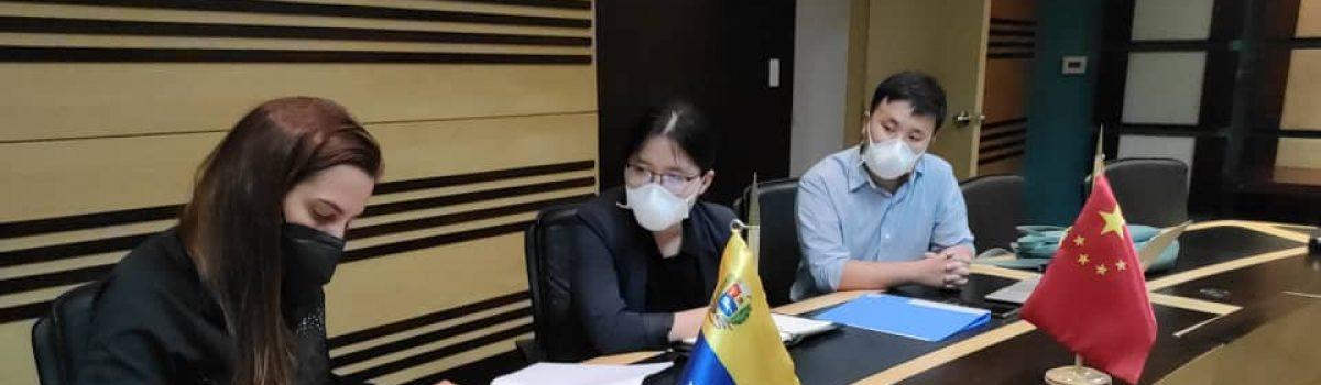 Venezuela y China afianzan y diversifican relaciones bilaterales en materia minera