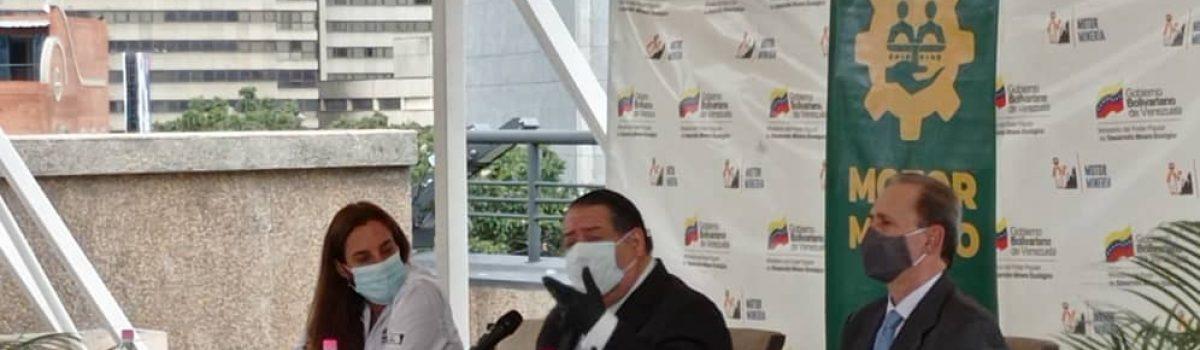 Conversatorio sobre la Ley Antibloqueo se desarrolló en sede del Mppdme