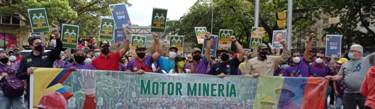 Motor Minero convoca a participar en elecciones del 6 D