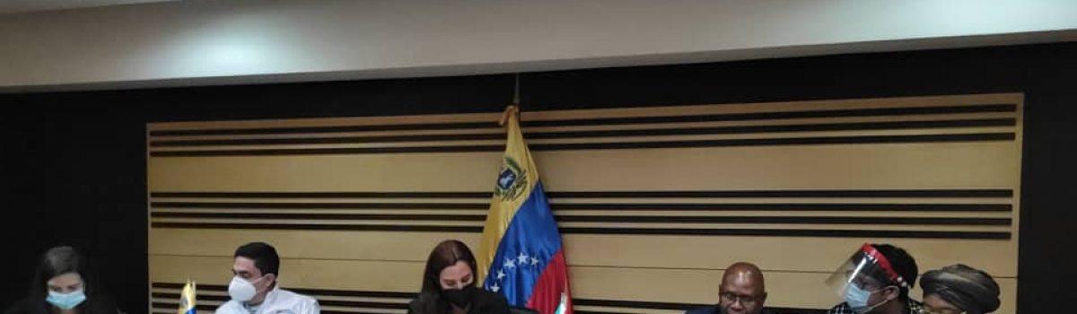 Sudáfrica y Venezuela refuerzan lazos de cooperación binacional