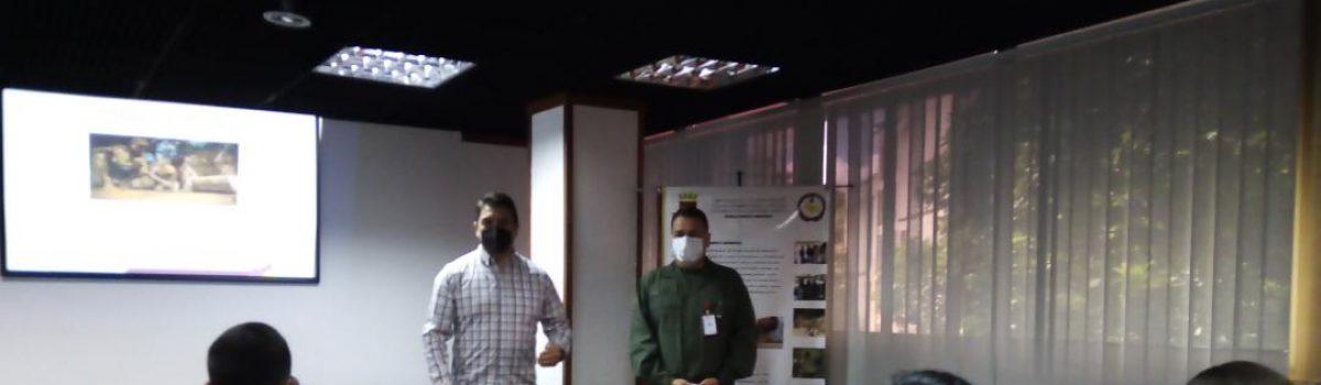 Fuerza laboral minera recibe inducción sobre el Resguardo Nacional Minero
