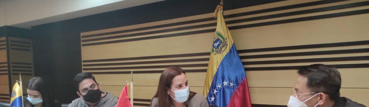 Venezuela y Vietnam evalúan propuestas de inversión