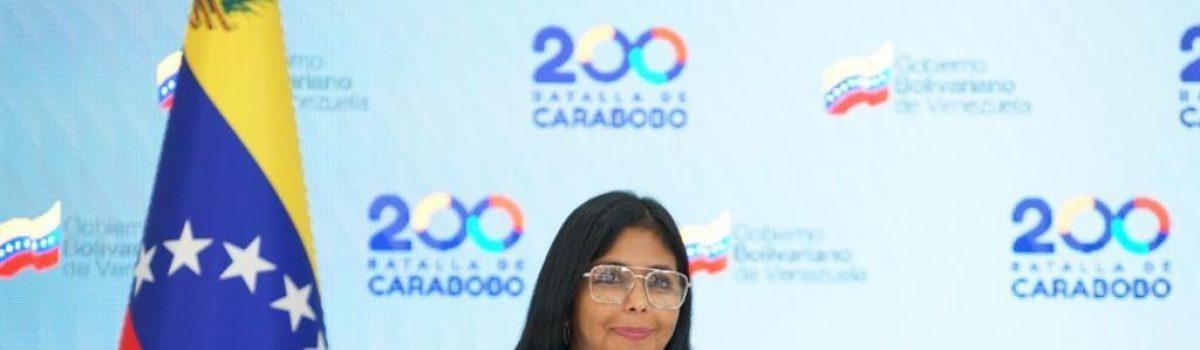 Venezuela llama a la comunidad Iberoamericana a superar desequilibrios y no poner condicionamientos en la batalla contra la COVID-19