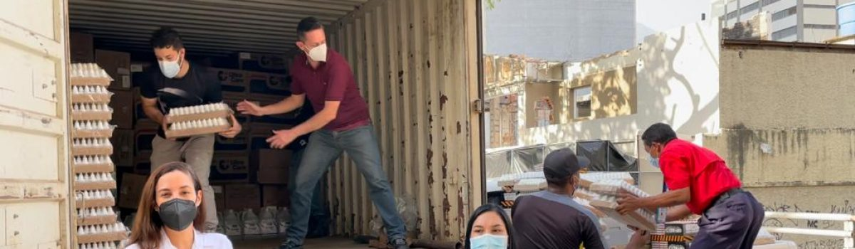 Motor Minero continua fortaleciendo el sistema de salud en el estado Bolívar