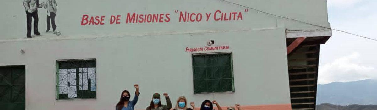Motor Minero desplegado en la parroquia La Vega con el Plan Caracas, Patriota, Bella y Segura