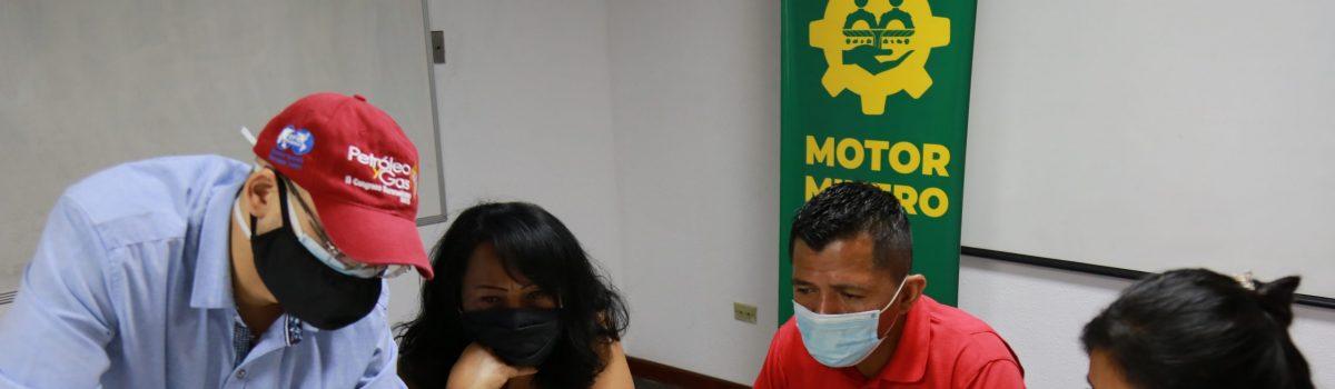 """Trabajadores del Motor Minero continúan Ciclo de Formación con el Conversatorio Virtual """"Introducción a la Minería"""""""