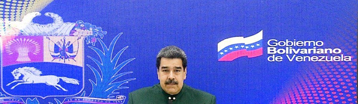Presidente Maduro: Coro es cantera de hombres y mujeres libres
