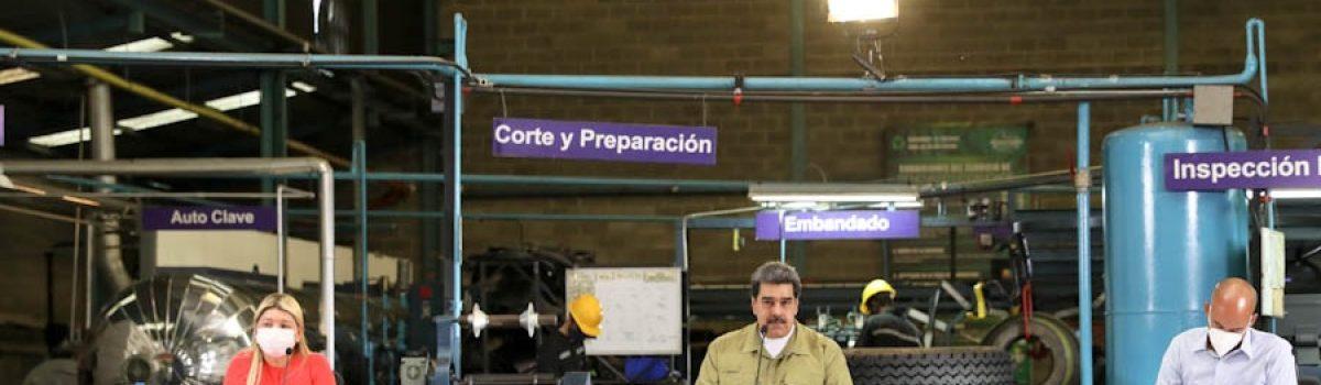 Debate público de la Ley Orgánica de Zonas Económicas Especiales propone el presidente Maduro
