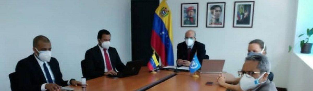 Venezuela denuncia en la CEPAL agresiones económicas que padecen algunos países ante la COVID-19