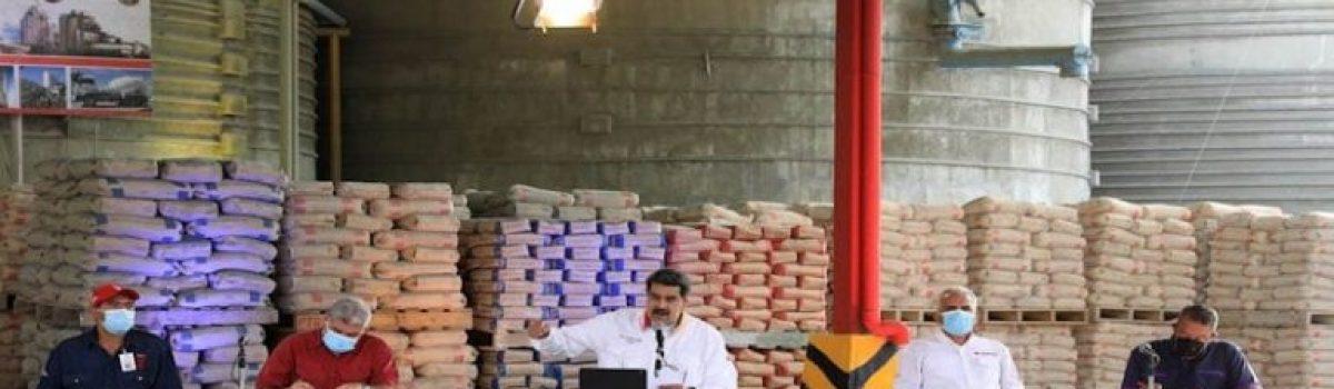 Presidente Maduro aprueba 5 puntos para impulsar financiamientos a nuevos emprendimientos en el país