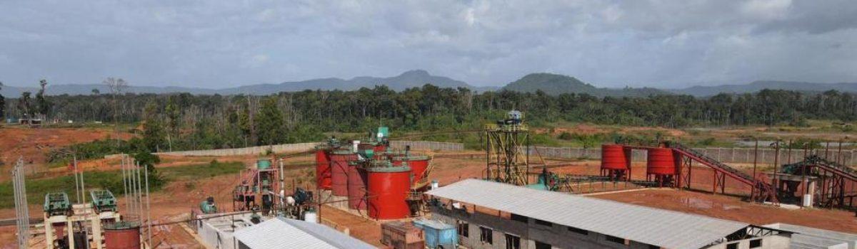 Motor Minero y CAMIMPEG inspeccionan plantas  de procesamiento de mineral aurífero