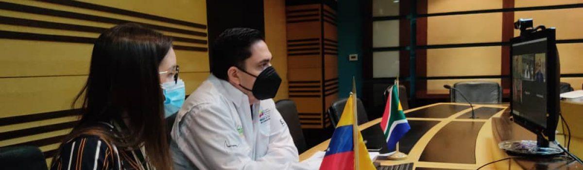 Motor Minero revisa acuerdos de cooperación minera entre Venezuela y Sudáfrica