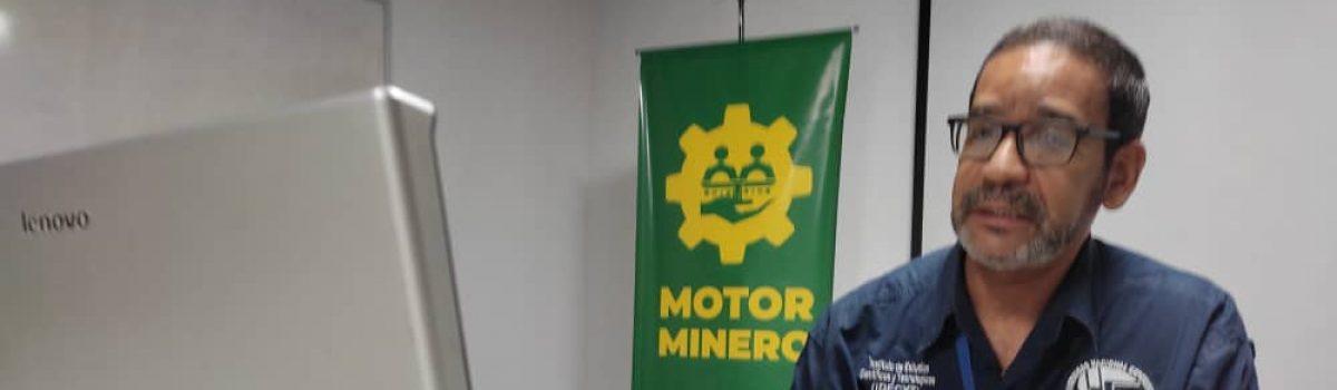 Fuerza minera recibió formación sobre plantas medicinales