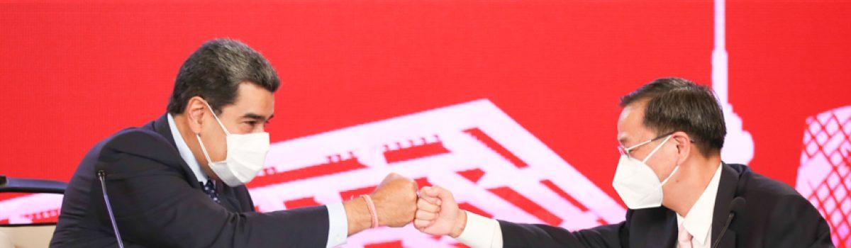 Presidente aboga por fortalecimiento de alianzas estratégicas China-Venezuela