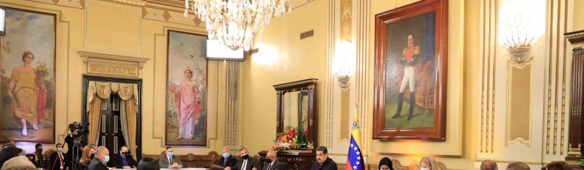 Consejo de Estado sesiona este lunes en Miraflores
