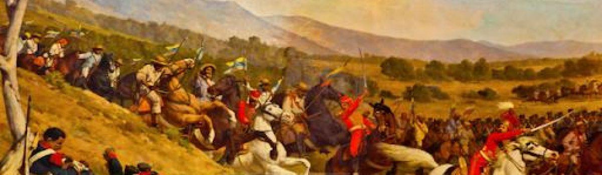 Conmemoramos 200 años de la Batalla de Carabobo