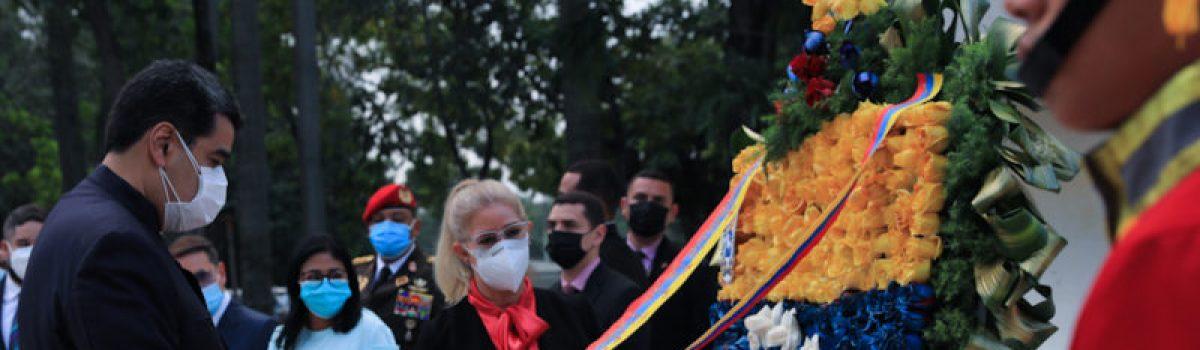 Presidente Maduro inaugura obras por Bicentenario de la Batalla de Carabobo y Día del Ejército Bolivariano
