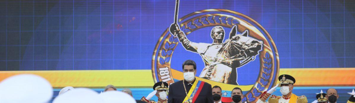 Maduro: La Independencia significa un compromiso para recuperar el Estado de bienestar