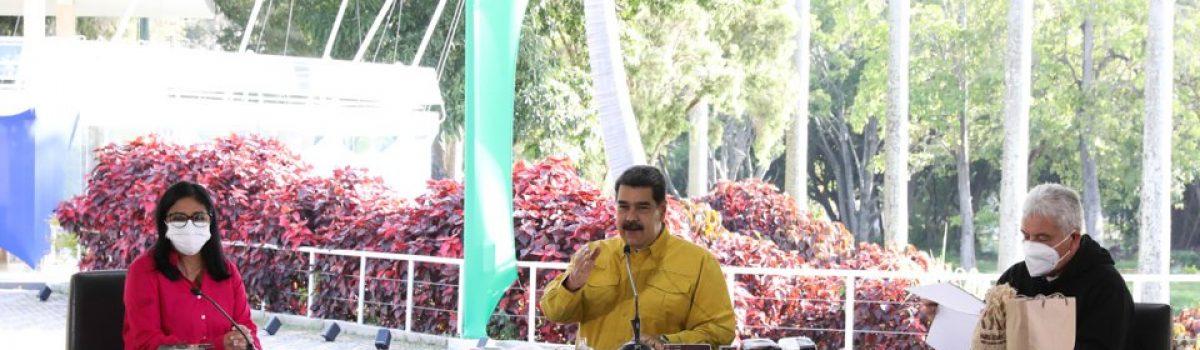 Presidente Maduro califica de piratería del siglo XXI robo del oro venezolano en Londres