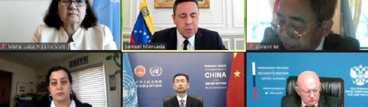 Grupo de Amigos en Defensa de la Carta de la ONU promueve el bienestar común y la cooperación entre los Estados