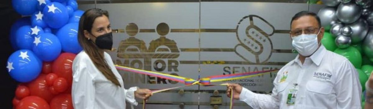 Senafim inauguró nueva sede administrativa