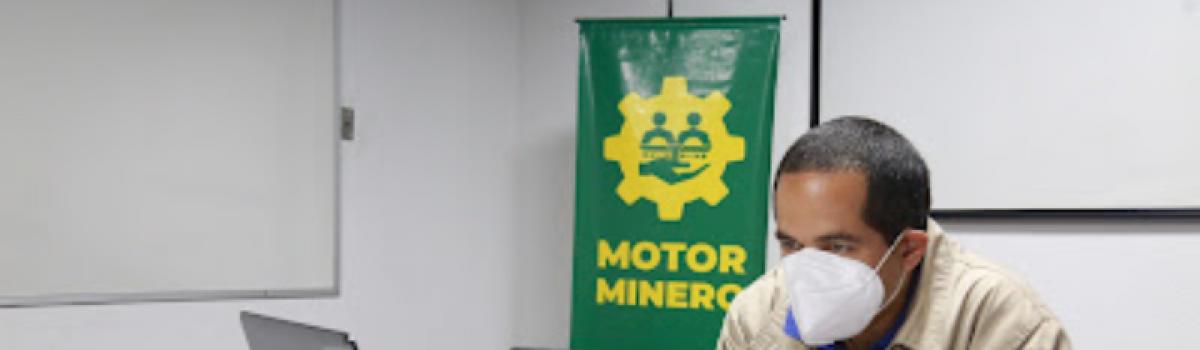 Motor Minero dictó conversatorio sobre Exploración de Minerales Estratégicos