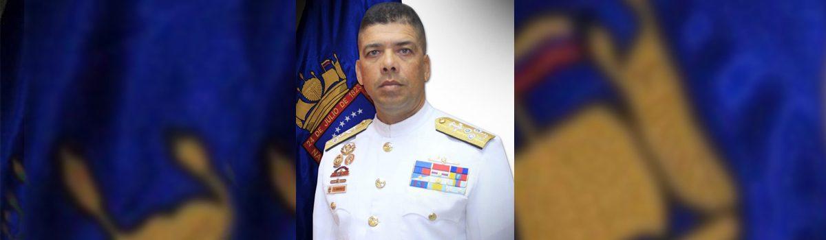 Almirante William Serantes Pinto fue designado nuevo ministro de Desarrollo Minero Ecológico